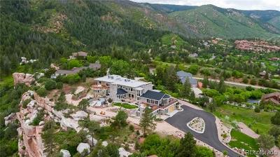 Larkspur CO Single Family Home Active: $2,199,000