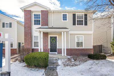 Northglenn Single Family Home Under Contract: 10700 Kimblewyck Circle #150