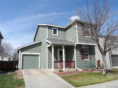 Thornton Single Family Home Under Contract: 5505 East 100th Drive