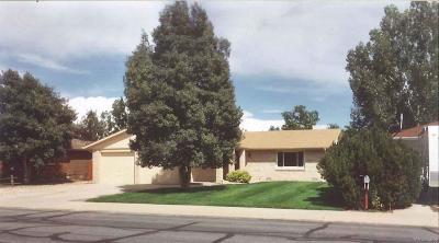 Berthoud Single Family Home Under Contract: 1410 Oak Drive