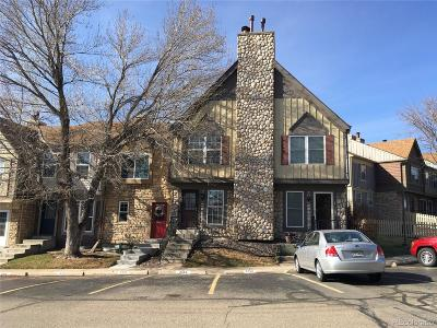 Centennial Condo/Townhouse Under Contract: 2404 East Nichols Circle