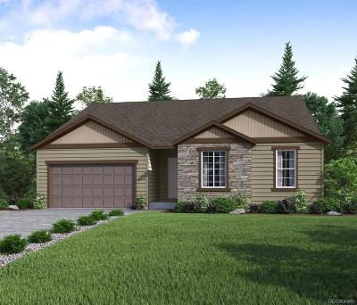 Parker Single Family Home Active: 11825 Edenfeld Street