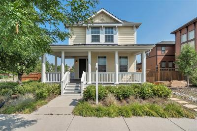 Denver Single Family Home Active: 9711 East 26th Avenue
