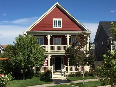 Denver Single Family Home Active: 8787 East 35th Avenue