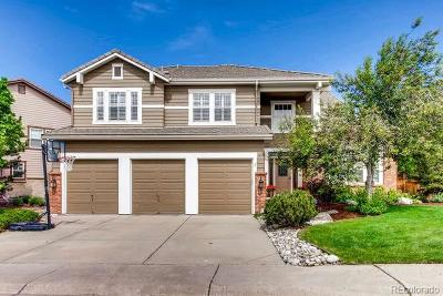 Highlands Ranch Golf Club Single Family Home Under Contract: 3218 Rockbridge Drive