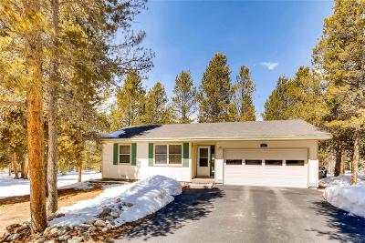 Leadville Single Family Home Under Contract: 1873 Silver Eagle Court