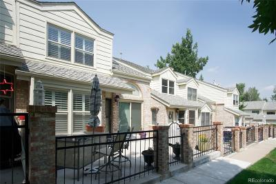 Centennial Condo/Townhouse Active: 7691 South Cove Circle