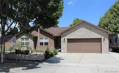 Berthoud Single Family Home Active: 204 Sioux Drive