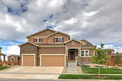 Arvada Single Family Home Under Contract: 15163 West 63rd Avenue