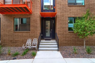 Denver Condo/Townhouse Active: 3030 Wilson Court #5