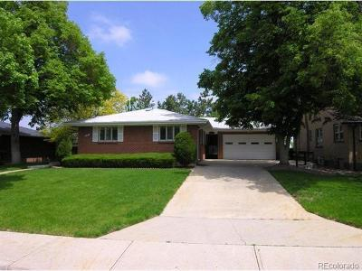 Aurora Rental Active: 11295 East 6th Place