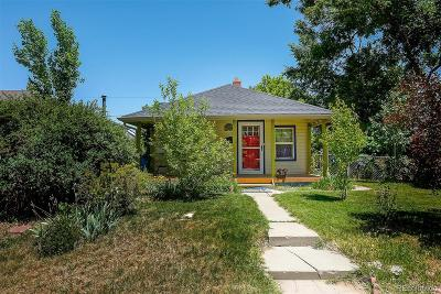 East Colfax, Montclair Single Family Home Active: 1172 Willow Street