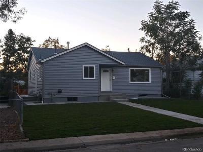 Aurora Single Family Home Active: 931 Hanover Street