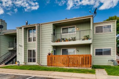 Centennial Condo/Townhouse Active: 7215 South Gaylord Street #F