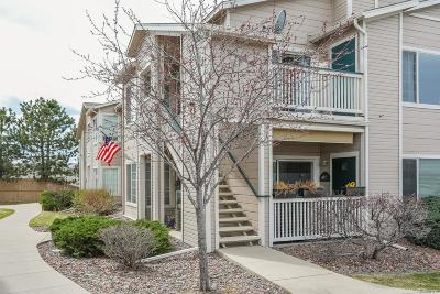 Highlands Ranch Condo/Townhouse Under Contract: 8435 Pebble Creek Way #201