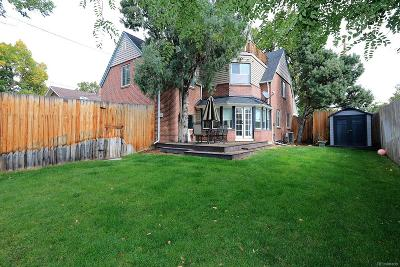 Denver Single Family Home Active: 1401 Monaco Parkway