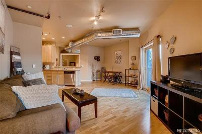 Denver Condo/Townhouse Active: 2142 Curtis Street #205