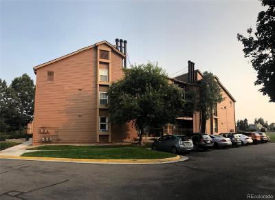 Littleton Condo/Townhouse Under Contract: 4899 South Dudley Street #H15