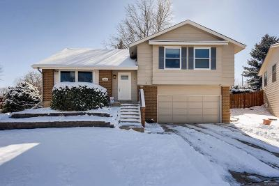 Cotton Creek Single Family Home Under Contract: 11082 Utica Court