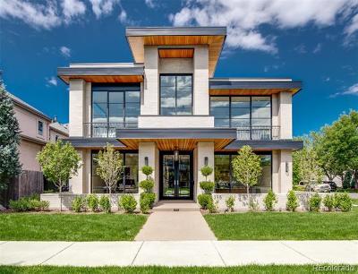 Denver Single Family Home Active: 395 Detroit Street