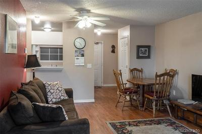 Aurora Condo/Townhouse Active: 4460 South Pitkin Street #116