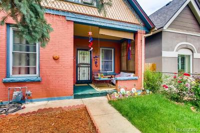Baker, Baker/Santa Fe, Broadway Terrace, Byers, Santa Fe Arts District Single Family Home Active: 269 Delaware Street