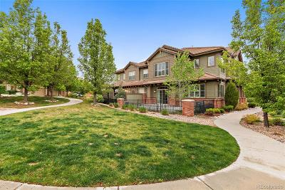 Lone Tree Condo/Townhouse Under Contract: 10089 Bluffmont Lane