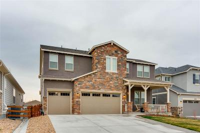 Arvada Single Family Home Active: 12729 West 73rd Place