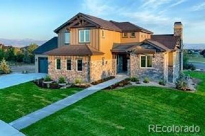 Boulder County Single Family Home Sold: 2311 Shortridge Court