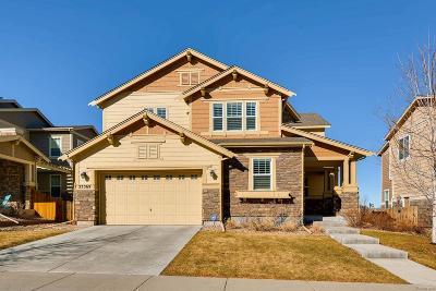 Aurora, Denver Single Family Home Active: 25369 East Fair Drive