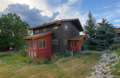 Steamboat Springs Condo/Townhouse Active: 3085 Apres Ski Way