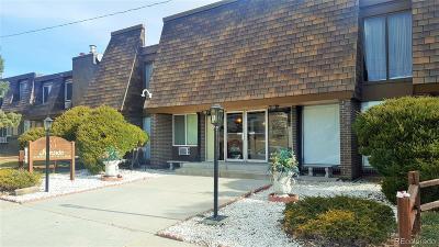 Denver Condo/Townhouse Active: 8330 Zuni Street #218