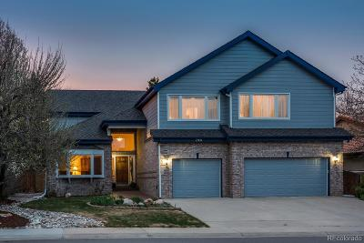 Lone Tree Single Family Home Under Contract: 7931 Eagle Feather Way