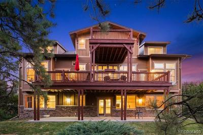Castle Pines CO Single Family Home Active: $945,000