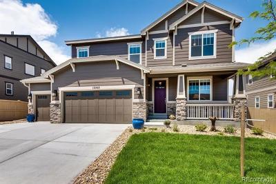 Thornton Single Family Home Active: 12565 Trenton Street
