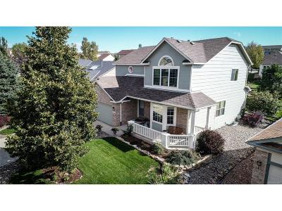 Monument Single Family Home Under Contract: 15715 Candle Creek Drive