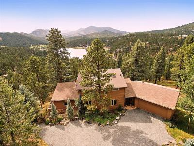 Conifer, Evergreen Single Family Home Active: 28109 Mariposa Road