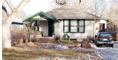 Longmont Single Family Home Active: 514 Gay Street