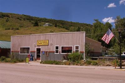 Oak Creek, Phippsburg, Yampa, Toponas Income Active: 112 West Main Street