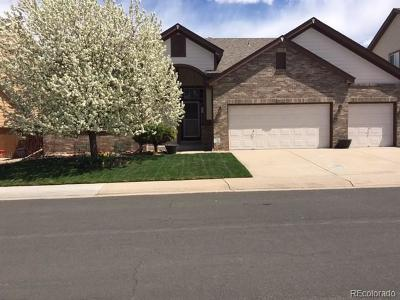 Highlands Ranch Single Family Home Active: 10258 Dan Court