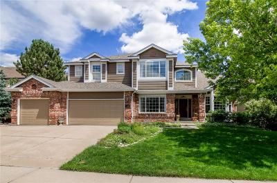 Highlands Ranch Single Family Home Active: 10122 Brady Place