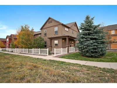 Castle Rock Condo/Townhouse Active: 3703 Pecos Trail