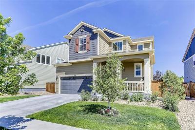 Lafayette Single Family Home Under Contract: 709 San Juan Drive