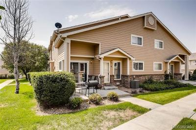 Boulder County Condo/Townhouse Active: 1601 Great Western Drive #4