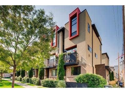 Five Points Condo/Townhouse Active: 520 24th Street