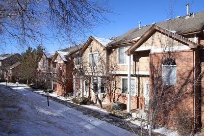 Littleton Condo/Townhouse Under Contract: 7590 West Coal Mine Avenue #D