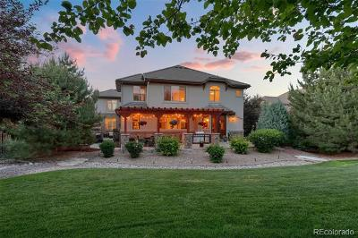 Castle Pines CO Single Family Home Active: $1,265,000