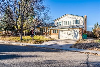 Aurora Single Family Home Active: 1748 South Dearborn Way