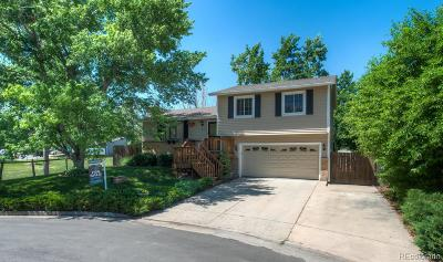Arvada Single Family Home Active: 8727 Field Way