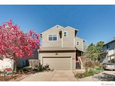 Boulder Single Family Home Under Contract: 123 Mineola Court